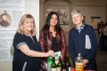 Lucia Creedon, Lady Mayorness Ankie Janssen and Vincent Kelly pictured at exhibition event