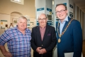 Morgan O'Neill, Joe Forde and Cork City Lord Mayor Cllr Des Cahill