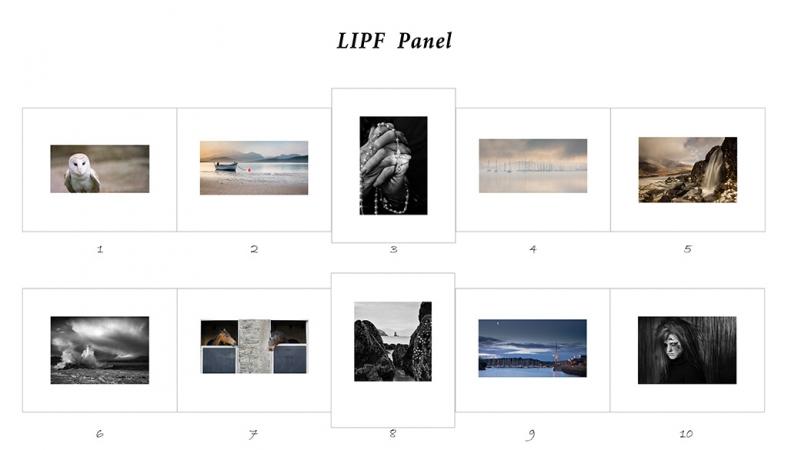 Paula Falvey LIPF, Cork Camera Club