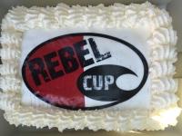 A lovely cake