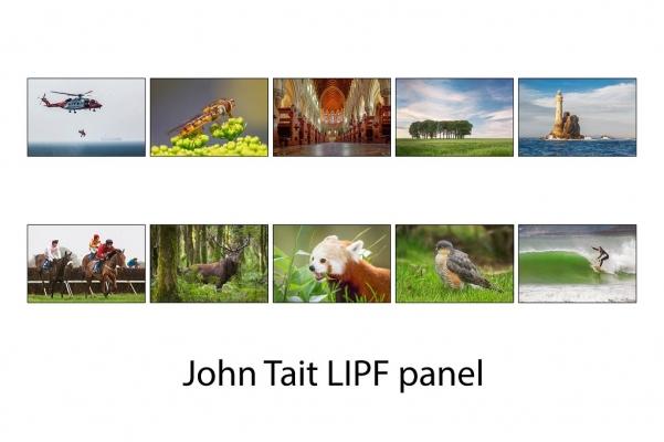 John Tait LIPF - November 2015