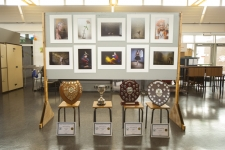 The colour print panel of Cork Camera Group along with the silverware they took home with them!.jpg